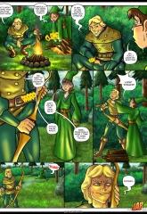 Dayounguns and Dragons- Jab Comix image 05