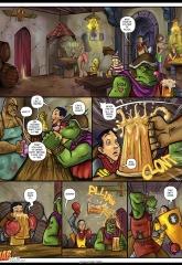Dayounguns and Dragons- Jab Comix image 14