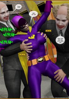 DBC – Batgirl – Joker's Revenge image 18
