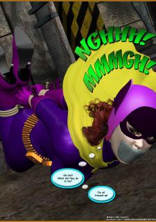 DBC – Batgirl – Joker's Revenge image 38