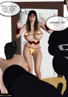 DC Superheroine- Busty Women Lady 4 image 05