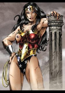 DC Super Heroines Parody image 39