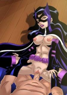 DC Super Heroines Parody image 51