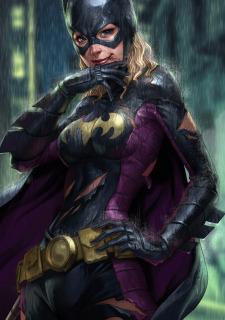 DC Super Heroines Parody image 53