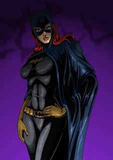 DC Super Heroines Parody image 56