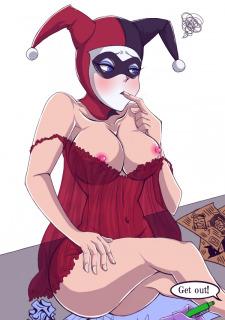 DC Super Heroines Parody image 64