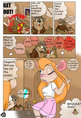 Chip n Dale- Animalise (Rescue Rangers) image 07