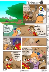 Chip n Dale- Animalise (Rescue Rangers) image 21