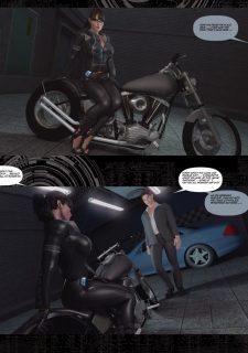 Descry- Adventures of Agent Carey image 19