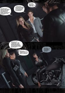 Descry- Adventures of Agent Carey image 22