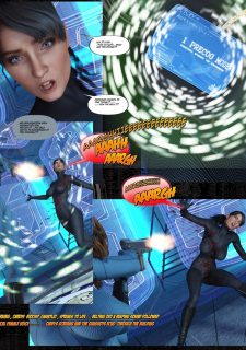 Descry- Adventures of Agent Carey image 33