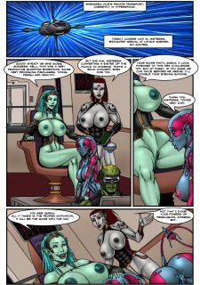 Astro Nun- DeucesWorld image 15