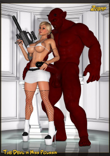 The Devil in Miss Poussin Zzomp image 02