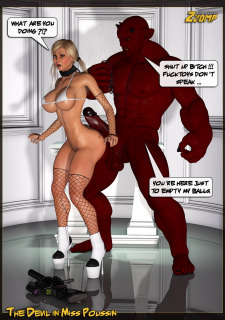 The Devil in Miss Poussin Zzomp image 04