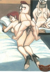 Dexter and Jetsons- Animated Incest image 09