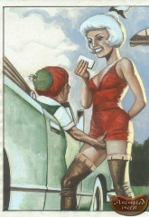 Dexter and Jetsons- Animated Incest image 12