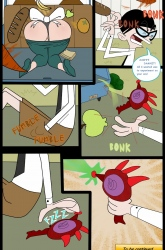 Dexter's Laboratory – Momdark-ER porn comics 8 muses