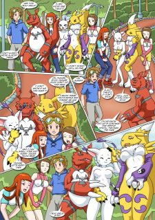 Digimon – New Playmates- Pal Comix image 118