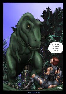 Dino Crisis- Nihaotomita porn comics 8 muses