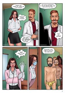 Doctor Bitch 1 & 2 Full Page Version image 5