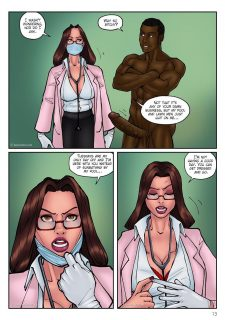 Doctor Bitch 1 & 2 Full Page Version image 14