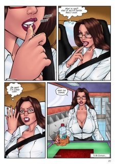 Doctor Bitch 1 & 2 Full Page Version image 21