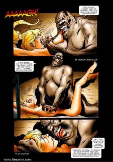 Dofantasy-African Chain Gang porn comics 8 muses