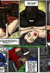 Donna- illustrated interracial image 30