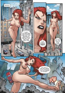 Don't Mess With Margo- Giantess Fan image 10