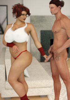 Dr3nchd – Samantha Blush The Lick Test image 11