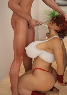 Dr3nchd – Samantha Blush The Lick Test image 32