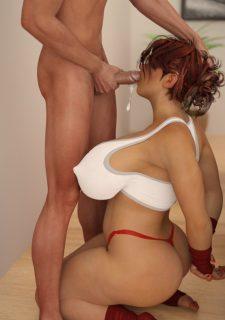 Dr3nchd – Samantha Blush The Lick Test image 35
