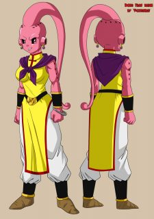Dragon Ball- Buu's Bodies Ch. 2- Bulma image 22