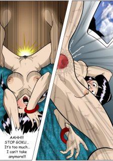 Dragon Ball z- Cell Game image 9