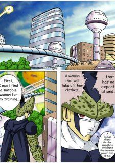 Dragon Ball z- Cell Game image 15