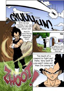 Dragon Ball z- Cell Game image 32