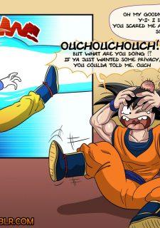 Dragon Ball Z General Cleaning- Kogeikun image 10