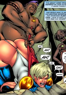 Drained Tits – StarBusty- Superheroine image 7