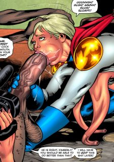 Drained Tits – StarBusty- Superheroine image 9