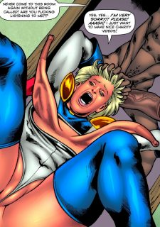 Drained Tits – StarBusty- Superheroine image 13
