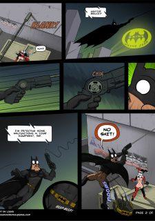 Batman- Batmetal image 02