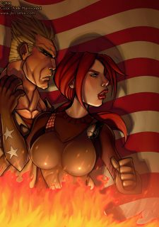 Duke and Scarlett- JKR Comix porn comics 8 muses