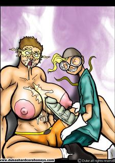 POSTER ART Dukeshardcorehoneys porn comics 8 muses