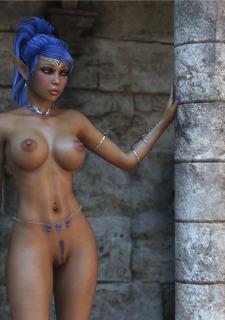 Dungeon Depth (Syndori's Dream)-[X3Z] Elven Desires 3 image 05