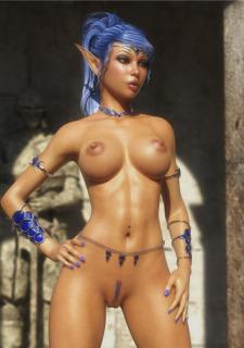 Dungeon Depth (Syndori's Dream)-[X3Z] Elven Desires 3 image 12