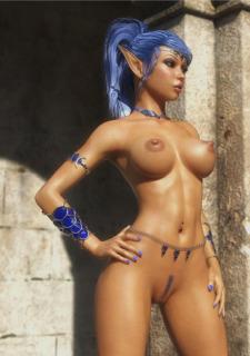 Dungeon Depth (Syndori's Dream)-[X3Z] Elven Desires 3 image 13