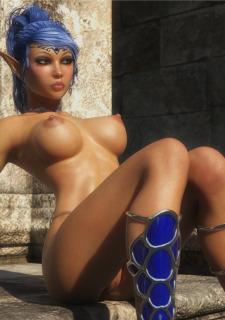 Dungeon Depth (Syndori's Dream)-[X3Z] Elven Desires 3 image 16