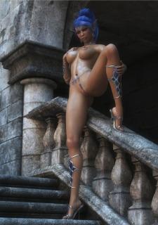 Dungeon Depth (Syndori's Dream)-[X3Z] Elven Desires 3 image 51