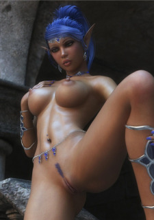 Dungeon Depth (Syndori's Dream)-[X3Z] Elven Desires 3 image 52