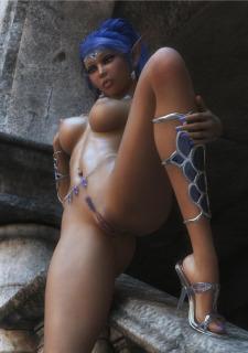 Dungeon Depth (Syndori's Dream)-[X3Z] Elven Desires 3 image 53